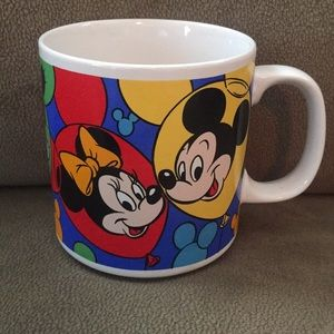 Disney Mickey Mouse and friends mug